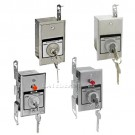 MMTC HBFT & HBFST Series Key Switch - Tamperproof