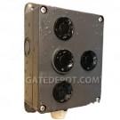 EMX USVD-4x Drive-Through Vehicle Detector