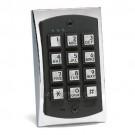 Linear 2000eM eM Style Flush Mount Durable Metal Access Control Keypad