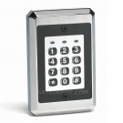 Linear 242iLW Indoor/Outdoor Flush Mount Weather Resistant Keypad, Four Relays