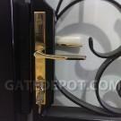 Papaiz MZ-33 Traditional Series Lockset