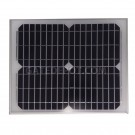 Shine Solar Tech 20W12V 12 Volt Solar Panel, 20 Watts