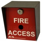 AAS 15-013 Fire Department Lock Box - Knox Style