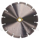 "BD Loops SB-B7 Pro Diamond Saw Blade - Combo - 7"" Diameter"