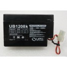 DoorKing 1801-008 Back-Up Battery 12V .8 AmpHr