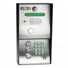 DoorKing 1802-EPD Surface Mount Telephone Entry System w/ Electronic Directory
