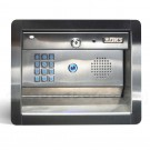 DoorKing 1812 Classic Telephone Entry / Intercom System - Flush Mount