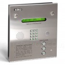 DoorKing 1835 Flush Mount Telephone Entry & Access Control System
