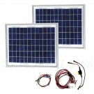 Liftmaster 210W Solar Panel & Harness - 24V 20W