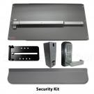Lockey Panic Shield Kits w/ PB2500 Bar - Security Kit