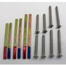 Lockey Screw Kit for 1600 Series Locks