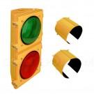 MMTC TS-LED Traffic Signal - 115VAC