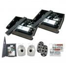SEA COMPACT 1600 Hydraulic Underground Gate Operator - Dual Metal Kit
