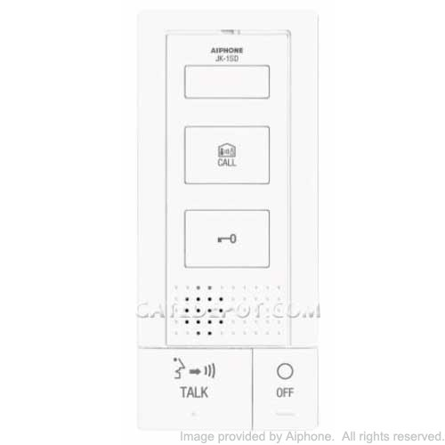 AiPhone JK-Series Video Intercom Access Control System on residential intercom, antique intercom, viking intercom, color coding intercom, m&s intercom, lee dan intercom, tektone intercom,