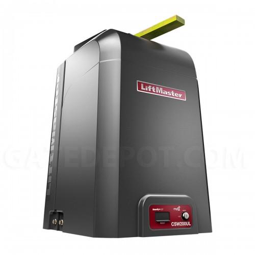 LiftMaster Elite CSW200101UL 1 HP Swing Gate Operator