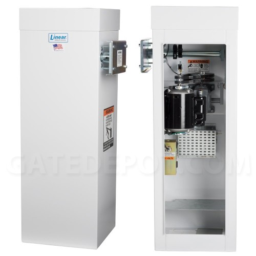 Linear OSCO BGU Barrier Gate Operator - 230VAC on