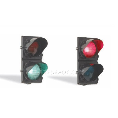 DoorKing 1603-210 Traffic Light w / Mounting Kit