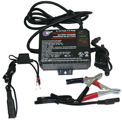 Apollo 404C Automatic 1.5 AMP Battery Charger