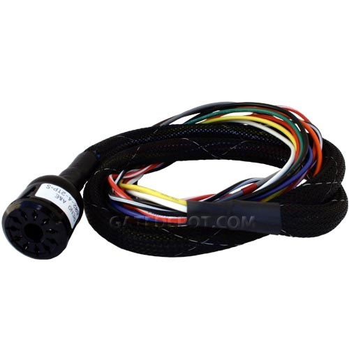 Reno A&E 802-4 Wire Harness with 11-pin Socket for Reno Loop Detector