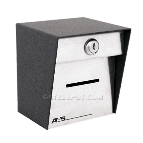 AAS 11-024 Stand-Alone Mechanical Card Reader