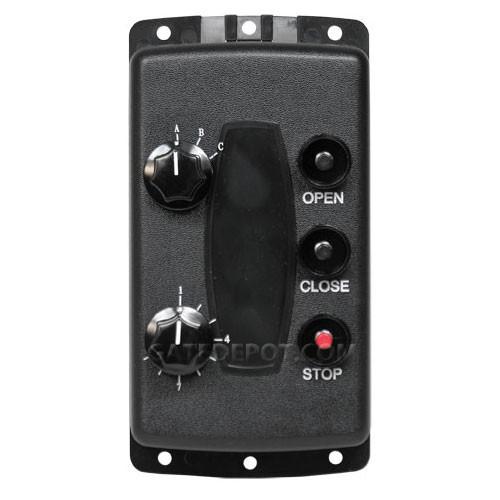 Allstar 535T 3-Button, 27-Door, Stationary Transmitter