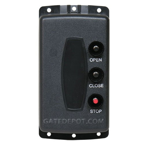 Allstar 831T 3-Button, 1-Door, Stationary Transmitter