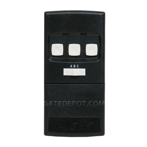 Allstar 8833TC-OCS 3-Button, 3-Door, Transmitter