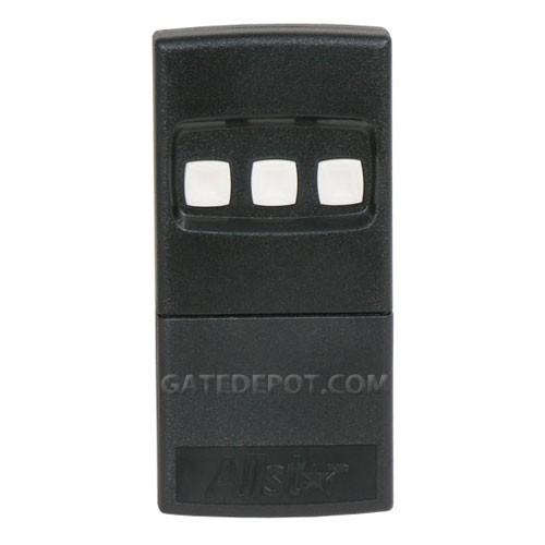 Allstar 8833T-OCS 3-Button, 1-Door, Transmitter