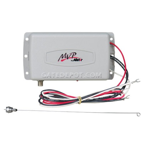 Allstar MVP-1CH-12V-4W-FC: 1-Channel Gate Receiver