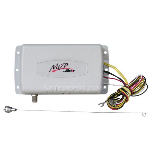 Allstar MVP-1CH-24V-6W-FC-DO: 1-Channel Gate Receiver