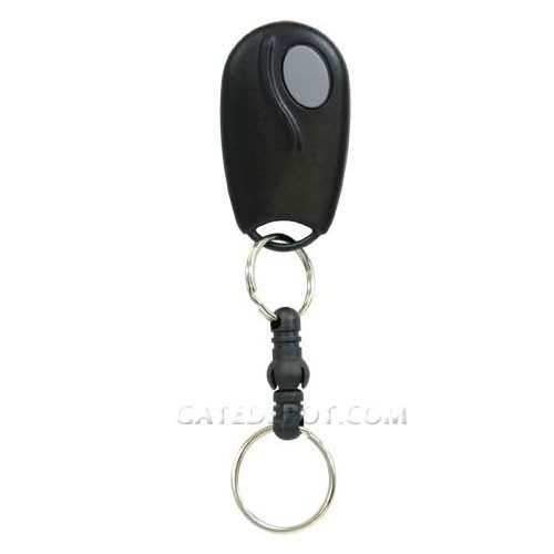 Linear MegaCode ACT-31C One Channel Custom Block Coded Key Ring Transmitter