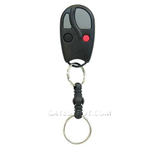Linear MegaCode ACT-34C Four Channel Custom Block Key Ring Transmitter