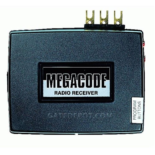 Linear MegaCode MDR-2 Receiver
