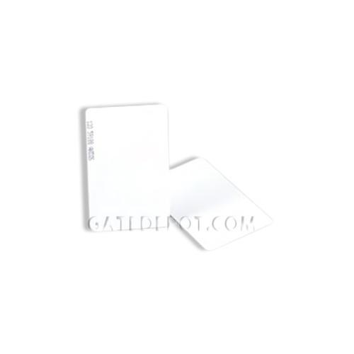 Doorking 1508-021 AWID Prox-Linc GR ISO Graphics Proximity Cards