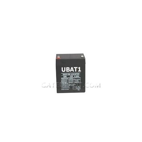 AeGIS UBAT1 12VDC 4.5 Ahr Backup Battery