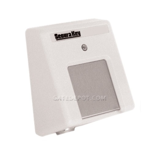 AAS 11-3500s Stand-Alone Touchplate Card Reader - Surface Mount