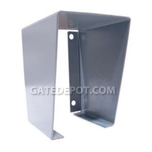 EMX IRB-SH-SET Protective Hoods - Gray Powder-Coated Steel