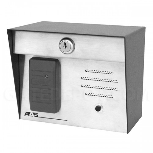 AAS 23-206i Stand-Alone Proximity Card Reader w/ Intercom