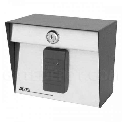 AAS 23-206 Stand-Alone HID Proximity Card Reader