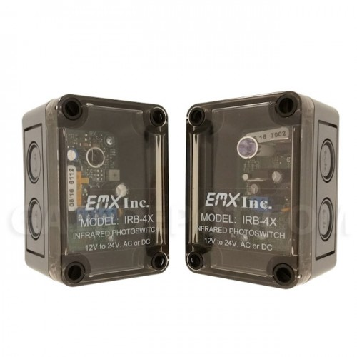 EMX IRB-4X Thru-Beam Photo Eye