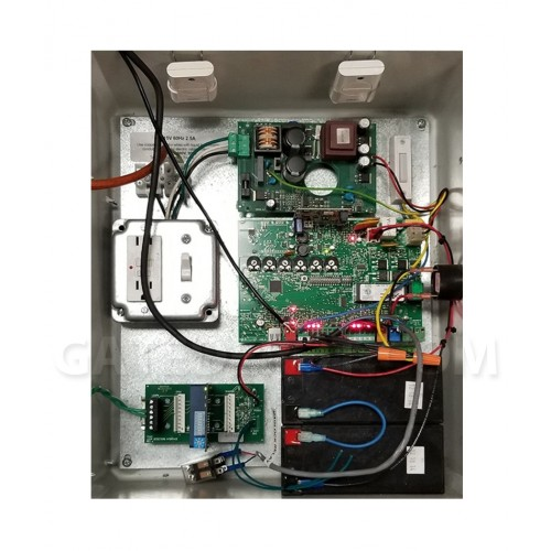 FAAC 3350.1 E024U Enclosure Kit