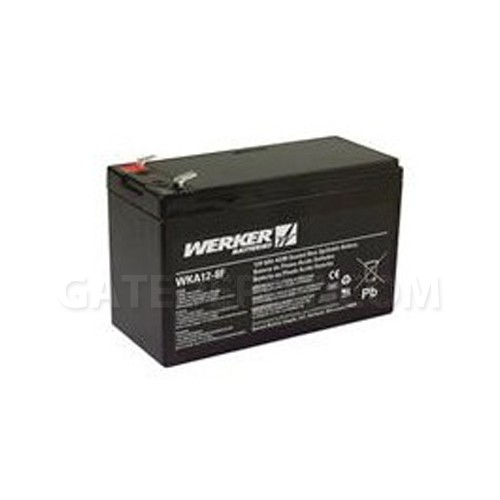 FAAC 3540 12V 8 Ah Battery