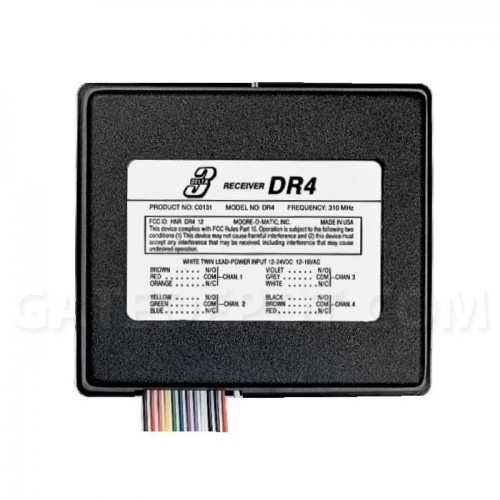 Linear Delta3 DR-4 4 Channel Receiver
