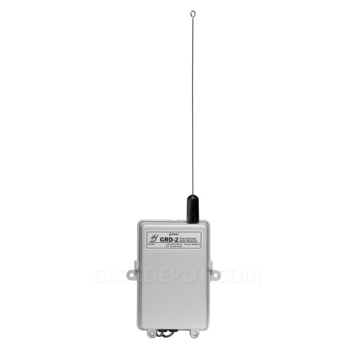 Linear Delta3 GRD-2 Two Channel Receiver