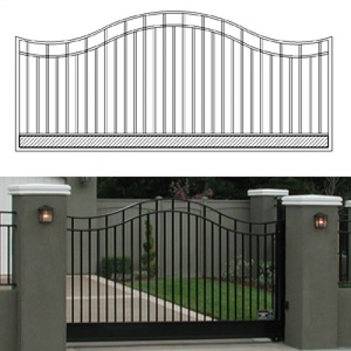 Overview of Driveway Swing Gates