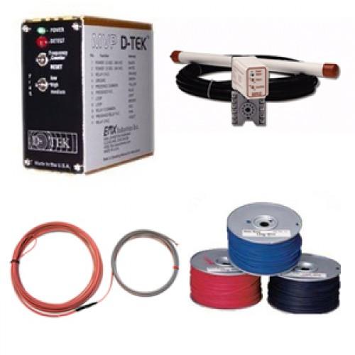 Driveway Gate Vehicle Detection - Loop Detectors & Loops Overview