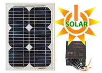 Solar For Your Gate