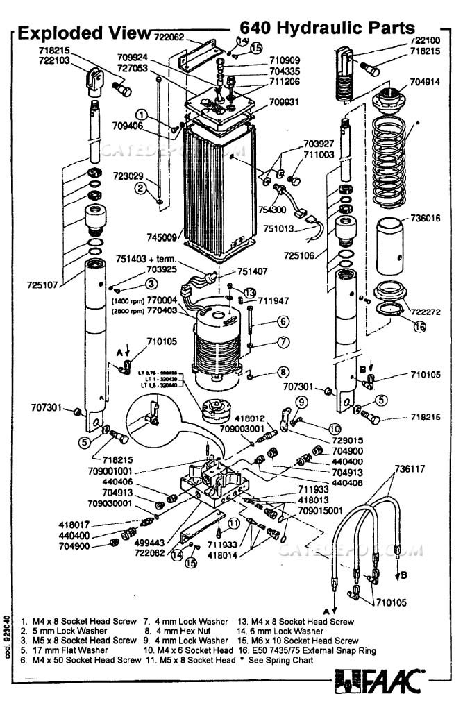 replacement parts diagram   624mps control